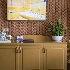 Гостиница Измайлово Альфа 4* Люкс Premium с разными типами кроватей фото 6