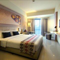 Отель Citadines Kuta Beach Bali 4* Студия с различными типами кроватей