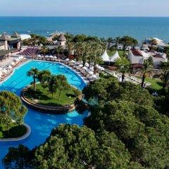 Papillon Ayscha Resort & Spa Турция, Белек - 10 отзывов об отеле, цены и фото номеров - забронировать отель Papillon Ayscha Resort & Spa - All Inclusive онлайн бассейн фото 6