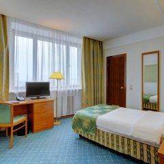 Гостиница Бородино 4* Одноместный номер с различными типами кроватей