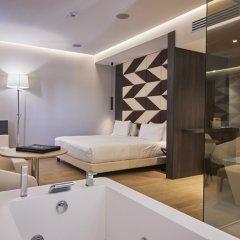 Отель IH Hotels Milano Ambasciatori 4* Люкс с различными типами кроватей фото 8