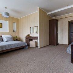 Гостиница Сибирский Сафари Клуб 4* Стандартный номер с различными типами кроватей фото 7