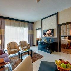 Grandeur Hotel Дубай комната для гостей фото 11