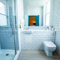 Queens Hotel ванная