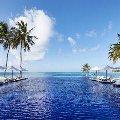 Отель Conrad Maldives Rangali Island пляж фото 7
