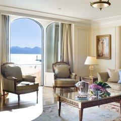 Отель InterContinental Carlton Cannes Франция, Канны - 3 отзыва об отеле, цены и фото номеров - забронировать отель InterContinental Carlton Cannes онлайн комната для гостей фото 2