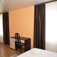 Гостиница Металлург Улучшенный номер с различными типами кроватей фото 2