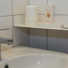 Гостиница Ажур ванная фото 3