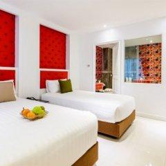 Raha Grand Hotel 3* Улучшенный номер фото 2