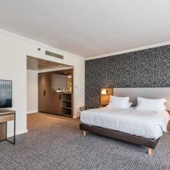 Отель Hilton Paris Charles De Gaulle Airport комната для гостей