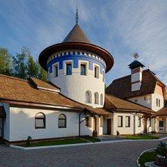 Отель В некотором царстве Рязань вид на фасад фото 4