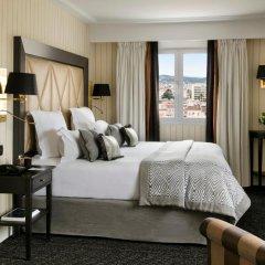 Hotel Barriere Le Majestic 5* Улучшенный люкс с различными типами кроватей