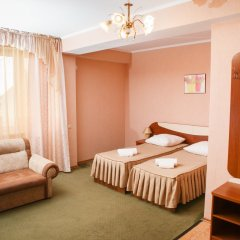 Гостиница Экодом Адлер 3* Студия с двуспальной кроватью фото 2