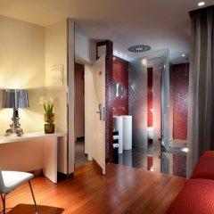 Отель Eurostars BCN Design 5* Номер Делюкс с 2 отдельными кроватями
