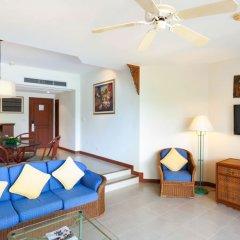 Отель Allamanda Laguna Phuket 4* Улучшенные апартаменты разные типы кроватей фото 5