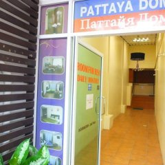 Отель Pattaya Hill Room for Rent вид на фасад
