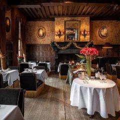 Отель De Orangerie - Small Luxury Hotels of the World Бельгия, Брюгге - отзывы, цены и фото номеров - забронировать отель De Orangerie - Small Luxury Hotels of the World онлайн питание