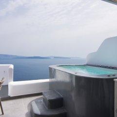 Отель Santorini Secret Suites & Spa 5* Люкс Pure с различными типами кроватей фото 10