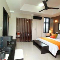 Отель Elite Beach Inn Мальдивы, Северный атолл Мале - отзывы, цены и фото номеров - забронировать отель Elite Beach Inn онлайн комната для гостей фото 3