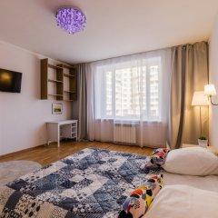 Гостиница Royal Capital 3* Апартаменты с двуспальной кроватью фото 16