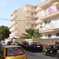 Hotel Palma Mazas парковка