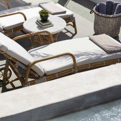 Отель Santo Maris Oia, Luxury Suites & Spa 5* Люкс с различными типами кроватей фото 10