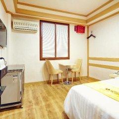 Rainbow Hotel Сеул комната для гостей фото 9