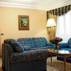 Гостиница Золотое кольцо 5* Семейный люкс разные типы кроватей фото 2