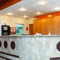 Отель Papantonia Apts Кипр, Протарас - отзывы, цены и фото номеров - забронировать отель Papantonia Apts онлайн интерьер отеля