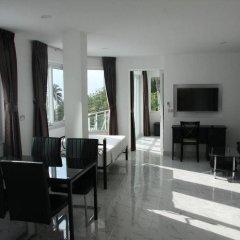Отель Le Versace Residence 3* Студия Делюкс разные типы кроватей фото 5