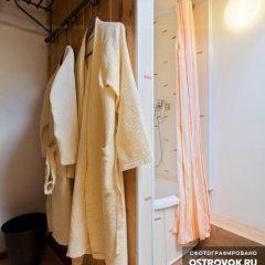 Мини-Отель Шаманка Стандартный номер с двуспальной кроватью (общая ванная комната) фото 6