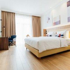 Гостиница Courtyard Marriott Sochi Krasnaya Polyana 4* Стандартный номер с двуспальной кроватью