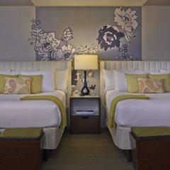 Отель Affinia Manhattan 4* Представительский номер с 2 отдельными кроватями