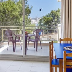 Отель Aparthotel THB Ibiza Mar - Только для взрослых балкон