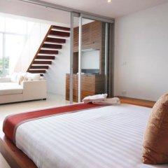 Отель The Quarter Resort Phuket 4* Стандартный номер разные типы кроватей