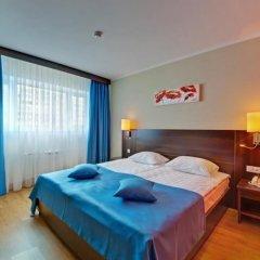Гостиница Севастополь Модерн 3* Стандартный семейный номер двуспальная кровать фото 3