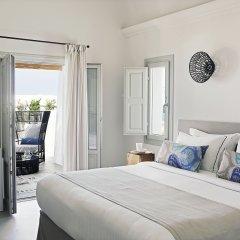 Отель Santo Maris Oia, Luxury Suites & Spa 5* Вилла с различными типами кроватей фото 2