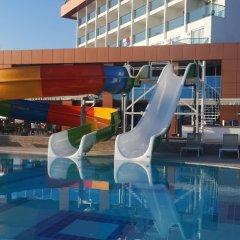 Отель Throne Beach Resort & SPA Титреенгёль бассейн фото 3