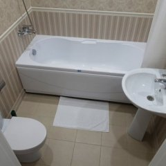 Апартаменты КвартХаус Номер Комфорт с различными типами кроватей фото 2