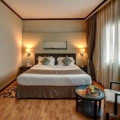 Grandeur Hotel Дубай комната для гостей