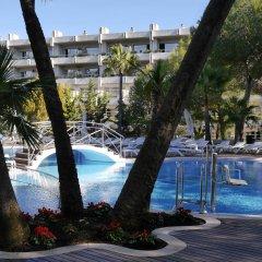 Отель Palmira Beach пляж