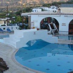 Apostolis Hotel Apartments бассейн фото 2