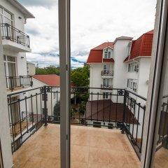 Гостиница Голубая Лагуна Улучшенный номер с различными типами кроватей фото 17
