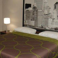 Отель Super 8 Jamaica США, Нью-Йорк - 1 отзыв об отеле, цены и фото номеров - забронировать отель Super 8 Jamaica онлайн комната для гостей