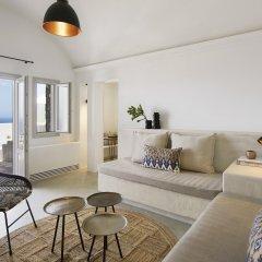 Отель Santo Maris Oia, Luxury Suites & Spa 5* Люкс с различными типами кроватей фото 6