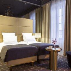 Гостиница Гамма 5* Номер Одноместный стандарт с 2 отдельными кроватями фото 3