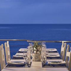 Отель Ikaros Beach Resort & Spa питание фото 2