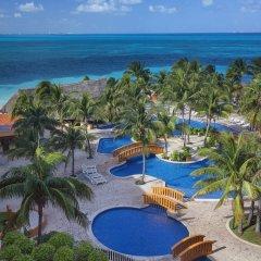 Отель Fiesta Americana Cancun Villas пляж фото 5