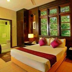 Отель Jerejak Rainforest Resort Малайзия, Пенанг - отзывы, цены и фото номеров - забронировать отель Jerejak Rainforest Resort онлайн комната для гостей