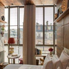 Отель Brach Paris Франция, Париж - отзывы, цены и фото номеров - забронировать отель Brach Paris онлайн комната для гостей фото 3
